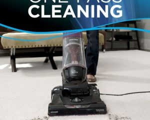 Bissell cleanview upright vacuum with one pass 9595a