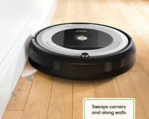 Roomba 690 Dual mode virtual wall barrier