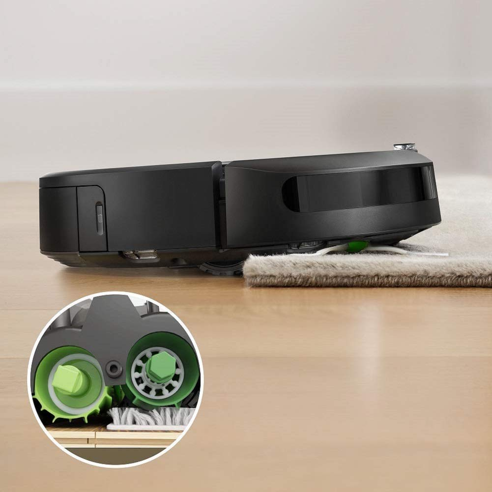 Roomba i7 Dual rubber brushes