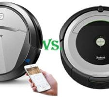 Ecovacs Deebot vs. Irobot Roomba