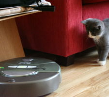 Advantages of using a robot vacuum