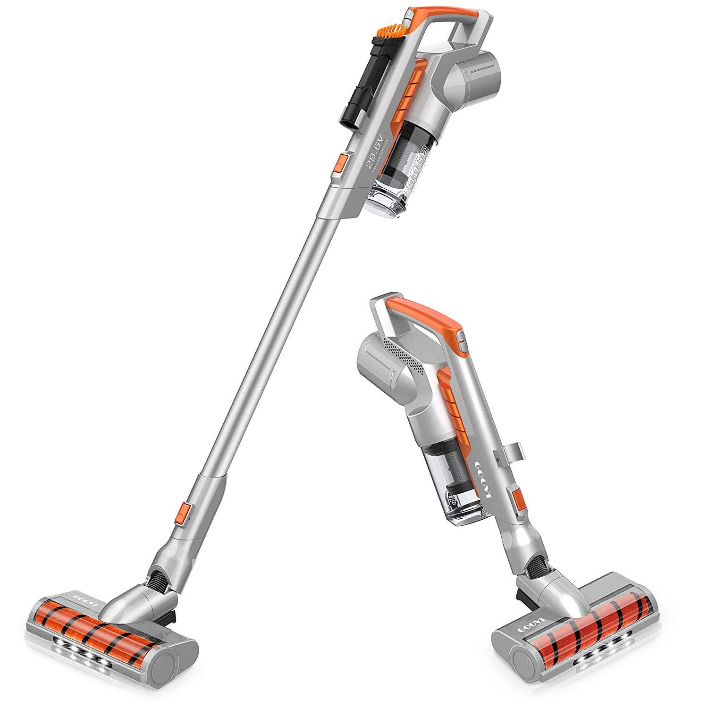 Cordless Vacuum, GOOVI Stick Vacuum Cleaner