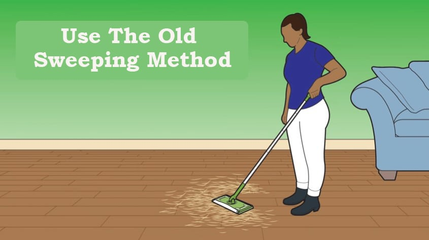 Use the old sweeping method
