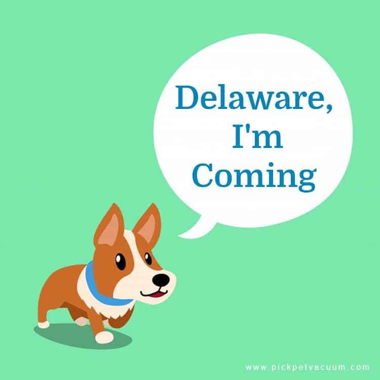 Delaware I m coming