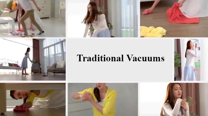 Traditional Vaccum