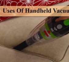 Uses Of Handheld Vacuum