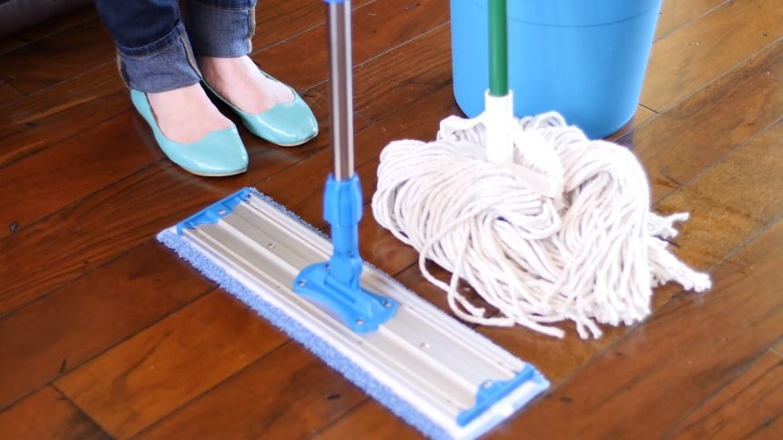 Choose the mop that goes with you